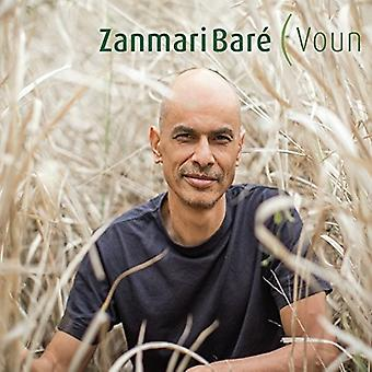 Zanmari Bare - Voun [CD] USA import