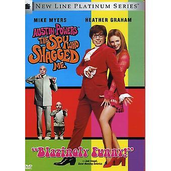 Austin befogenheter-Spy som Shagged mig [DVD] USA import