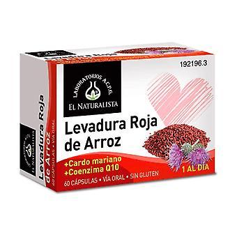 Red yeast rice 60 capsules