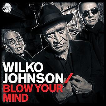 Wilko Johnson - Blow Your Mind [CD] USA import