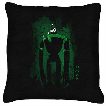 Castle In The Sky Laputan Robot Cushion