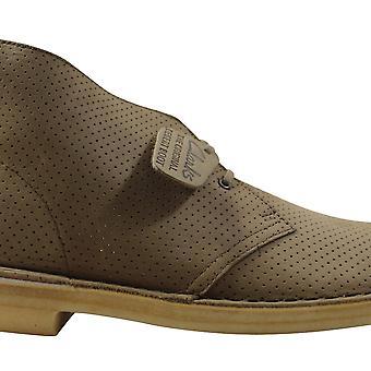 Clark's Desert Boot Taupe 63686 Men's