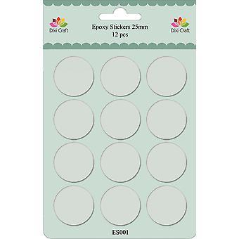 Dixi Craft Epoxy Stickers