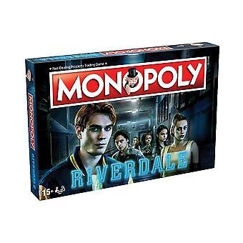 Riverdale Monopoly Board Game