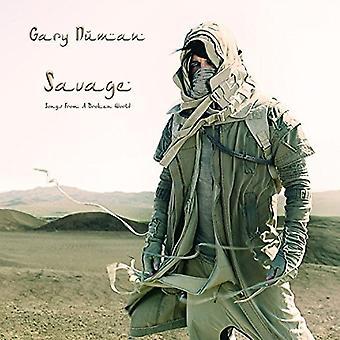 Gary Numab - Savage (Songs From a Broken World) [CD] USA import