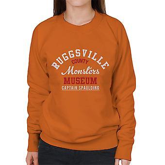 Ruggsville County Women's Sweatshirt