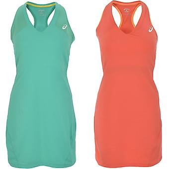 Asics Womens MotionDry Sleeveless Sports Training Shorts Tennis Dress Skirt