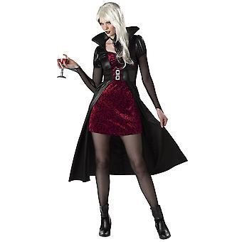 Blood Thirsty Beauty Vampire Vampires Female Vampiress Twilight Womens Costume