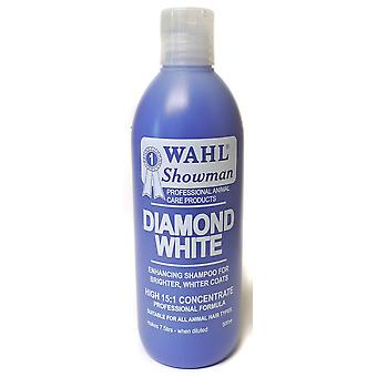 Wahl Concentrated Diamond White Shampoo - 500ml