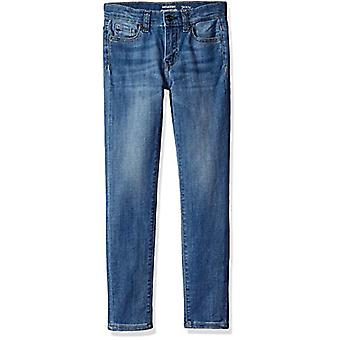 Essentials Little Girls' Skinny Jeans, Arizona/Light, 7R