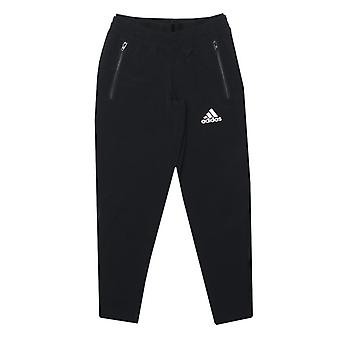 Girl's adidas Infant Slim Woven Pants in Black