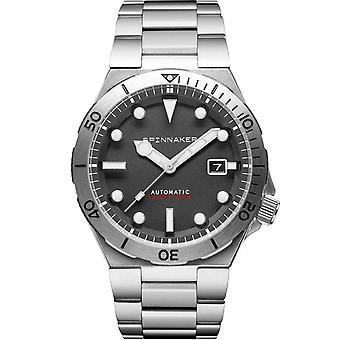 Spinnaker SP-5083-33 Gent's Boettger Grey Dial Wristwatch