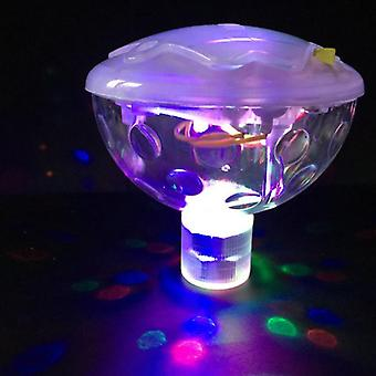 Impresionante Floating Underwater Led -y Disco Light