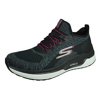 Skechers Go Run Steady Swift Womens Running Shoes / Baskets - Noir