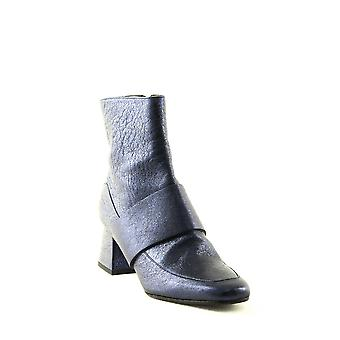 ASKA | Goldie Square Toe Ankle Boots