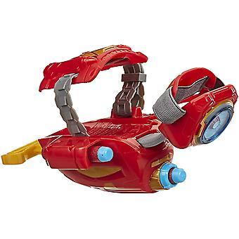 Avengers Power Moves Rollenspiel Iron Man Repulsor Blast Kinder Spielzeug