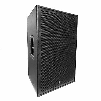 Delta 15 birch plywood 600w rms 8 ohm full-range trapezoidal 2-way pa speaker