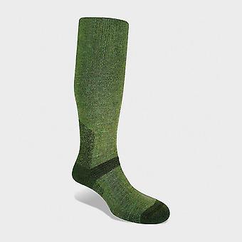 Nieuwe Bridgedale Men's Explorer Heavyweight Merino Endurance Boot Sock Olive