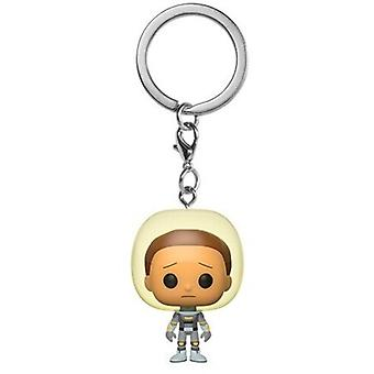 Rick & Morty - Morty W/ Space Suit USA import