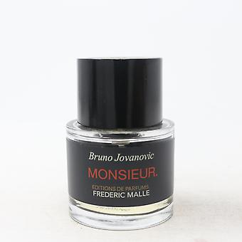 Monsieur by Frederic Malle Low Fill As Shown 50% Full 1.7oz/50ml Spray Used