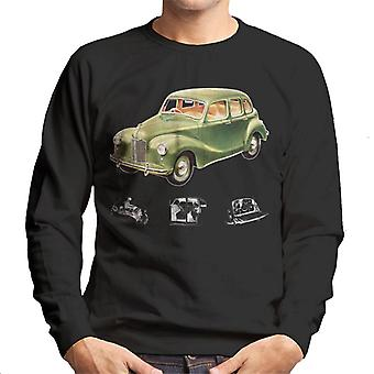 Austin X Ray Interior British Motor Heritage Men's Sweatshirt