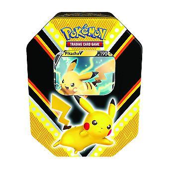 Offisiell Pokemon TCG: V Krefter Tinn