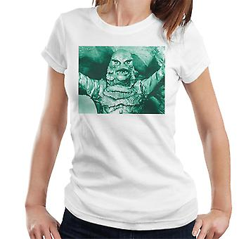The Creature From The Black Lagoon Cave Scene Women's T-Shirt