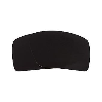 Lenti di ricambio per Oakley Eyepatch 1 Occhiali da sole Anti-Scratch Dark Black