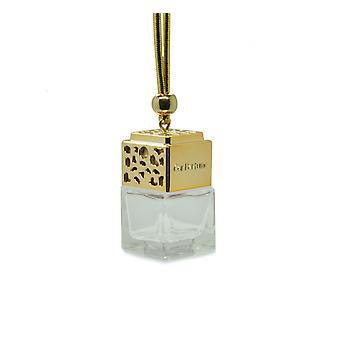 Designer i bil luft ferskere diffuser olje duften scentinspired av (Dolce & Gabanna The One for ham) Parfyme. Gulllokk, Klar Flaske 8ml