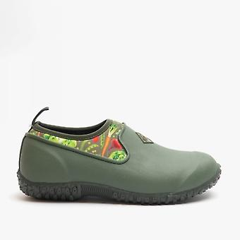 Muck Boots Muckster Ii Low Ladies Rubber Garden Shoes Green