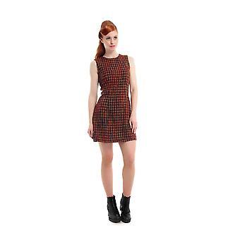Vintage mandy woven mini dress