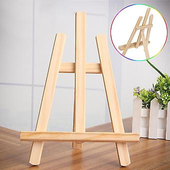 Wooden Adjustable Painting Drawing Stand Easel Frame Artist Tripod Display