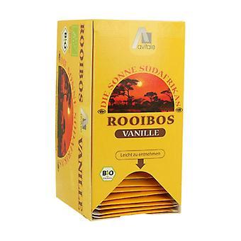 Rooibos and Vanilla Infusion Bio 20 packets