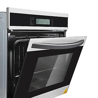K90 Embedded Electric Oven Multi-function Lcd Touch Type 58 Liters Stainless