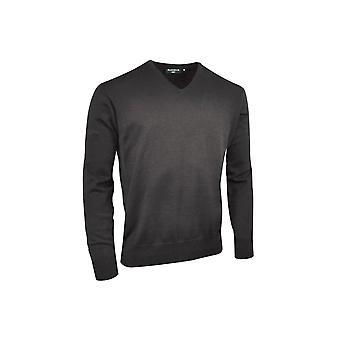 Glenmuir Eden Cotton V-neck Sweater GM022