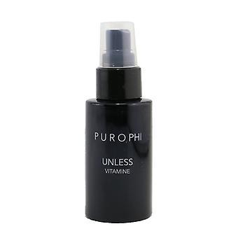 PUROPHI Unless Vitamine (Cream + Mist, Rich In Vitamin & Prebiotic) (For Normal & Sensitive Skins) 50ml/1.7oz