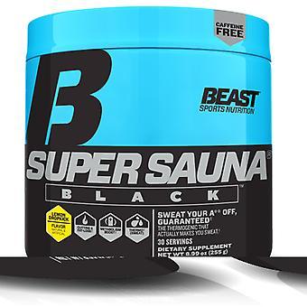 Beast Sports Nutrition Super Sauna Black 150 gr