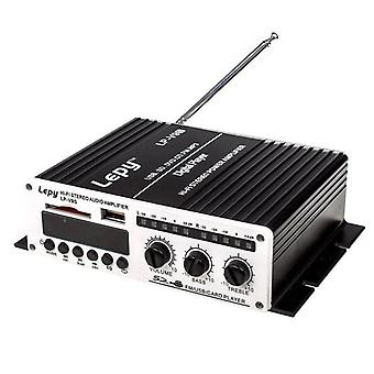 Lepy LP-V9S 2 x 20W 2CH Hi-Fi Stereo Digital Amplifier For DVD CD FM MP3
