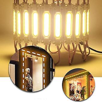 Super heldere string licht met lens ip65, waterdicht ontwerp led