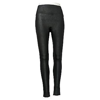 All Worthy Hunter McGrady The Ultimate Tall Faux Leather Legging A387467