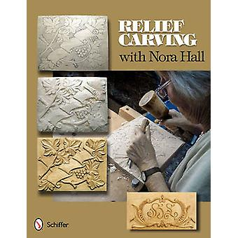 Relief Carving with Nora Hall by Nora Hall