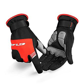 GUB S089 Cycling Screen Touch Full Fingers Bike Gloves Waterproof Bicycle Gloves Motorcycle Xiaomi
