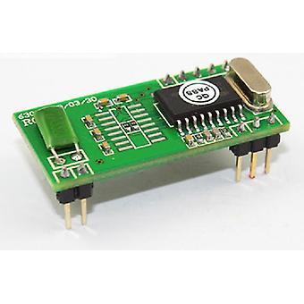4pcs125khz Rfid Okuyucu Modülü Rdm630 Uart Çıkış Erişim Kontrol Sistemi
