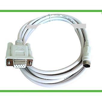 Qc30r2 Rs232 Plc Programming Cable For Mitsubishi Melsec Q Series Plc / Rs232