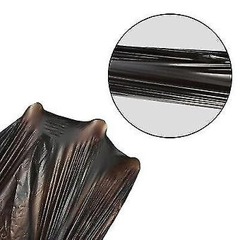 100 Thick Large Portable Garbage Bags, Household Disposable Plastic Garbage Bags