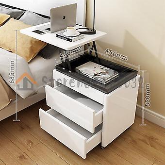Multifunkcionális Crane éjjeliszekrény számítógép kis hálószoba szekrény