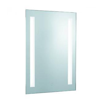 Espejo Con Luz De Baño, Espejo De Cristal, Enchufe Para Afeitadora
