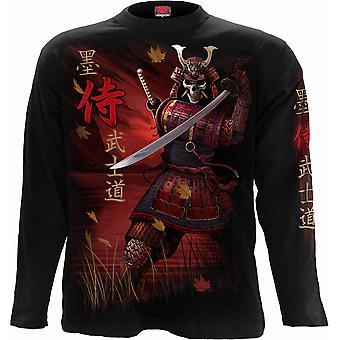 Samurai Longsleeve T-Shirt