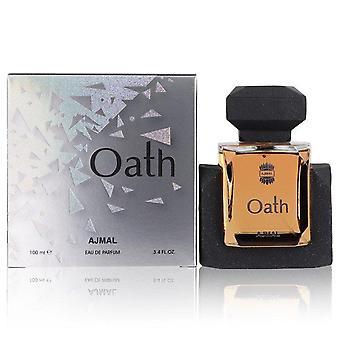 Ajmal Oath Eau De Parfum Spray By Ajmal 3.4 oz Eau De Parfum Spray