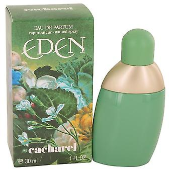 Eden Eau De Parfum Spray Por Cacharel 1 oz Eau De Parfum Spray